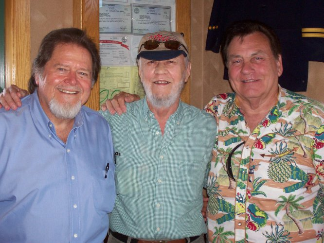 Dallas Frazier, Buddy Mize & Ira
