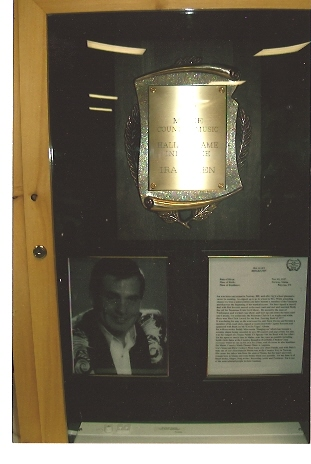Inducted into Maine Country Music Hall of Fame 5/13/06