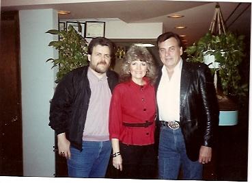 Ron Sweet, Judi & Ira
