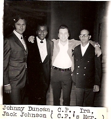 Johnny Duncan, Charlie Pride & Ira 1971