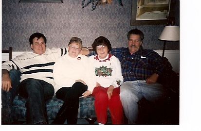 Ira, Nancy, Joan & Ab