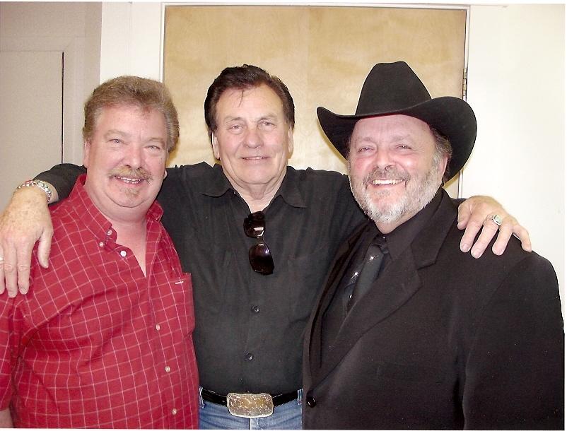 Dan Newman, Ira, &  Danny Harper