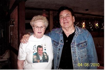 Ira & fan Imelda Aaris