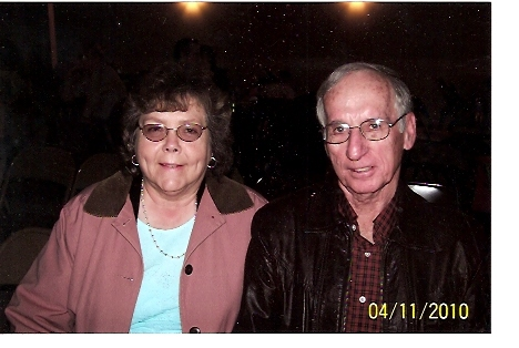 Ira\'s Sister Gloria and her husband Roger