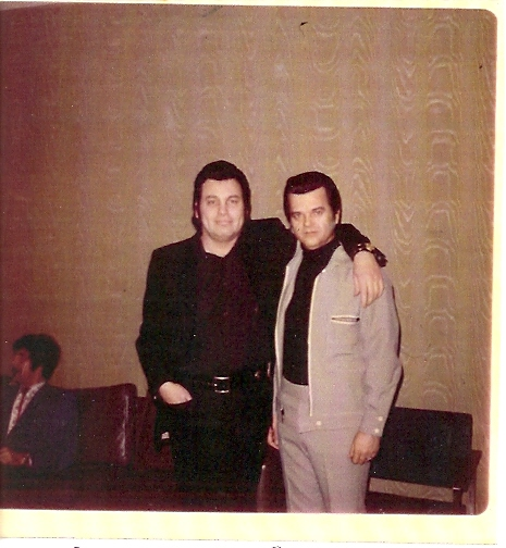 Ira & Conway Twitty at the Seattle Opera House