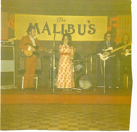 Ira, Gene Breeden, and Loraine (Rhonda Hart\'s Mother) all performing in Maine in 1973.