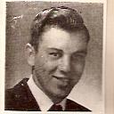 Ira\'s Senior Picture 1956