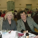 Judi & Ira at Ira\'s Hall of Fame Induction