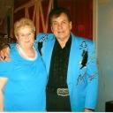 Ira & fan Imelda Arris