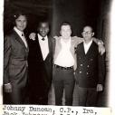Johnny Duncan, Charlie Pride, Ira & Charlie\'s Manager 1971