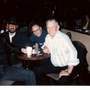 Ira with friends Tommy Miller & Lee Brothers
