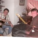 Ira & Ken Fox relaxin'