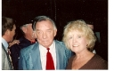 Backstage at the Ryman with my hero - Ray Price 2008