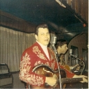 Ira & band member Ray Wood at the Circle Tavern in 1966